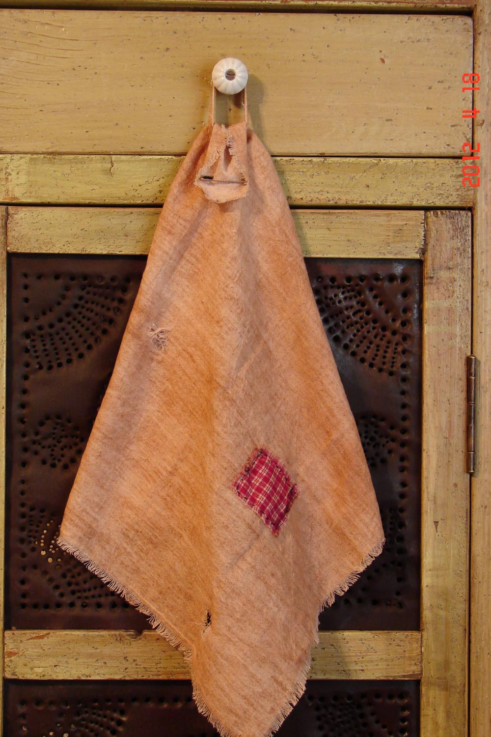 Primitive Pantry Towel