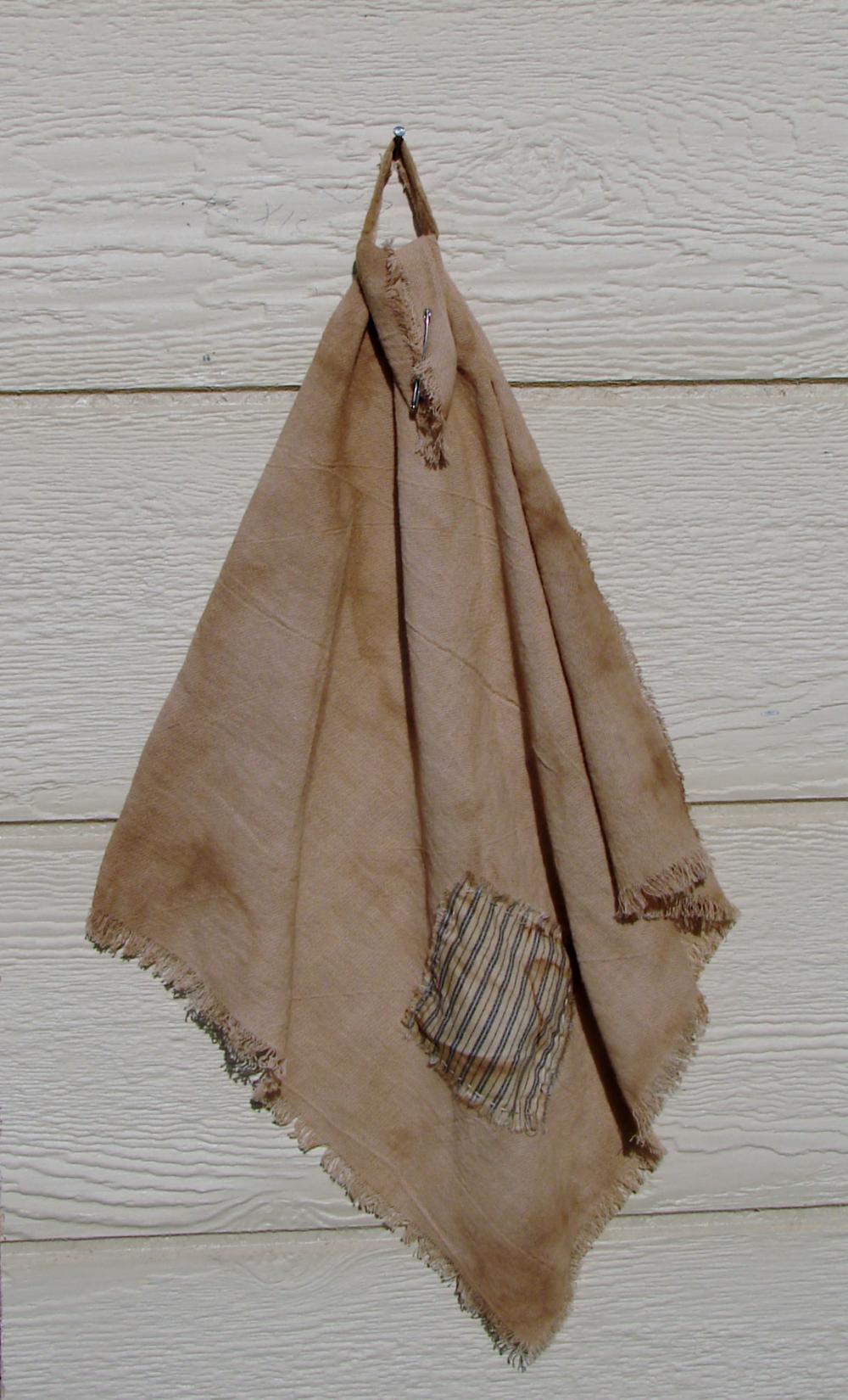 Primitive Pantry Towel, Extreme Prim